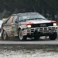 Lancia Delta Integrale HF Turbóval mentik az Audi Quattrót