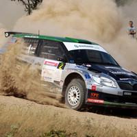 Porzási időszak van - Veszprém Rallye első nap by Brava (Tenk László) - nagykép