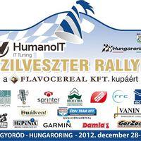 Szilveszter Rallye 2012