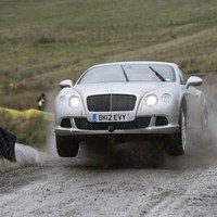 Bentley Continental (a) WRC - (ben)