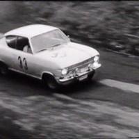 Mecsek Rallye 1968