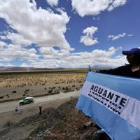 Átkelés az Andokon