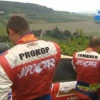 Szőlőművelés WRC-vel