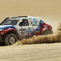 Előre bukfenc a Nasca-sivatagban