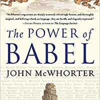 The Power Of Babel: A Natural History Of Language Ebook Rar
