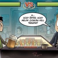 Peter Shed vs Kalyber Joe!