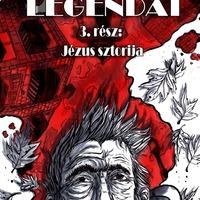 Borító - A Város legendái #3