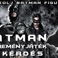Batman nyereményjáték-harmadik forduló
