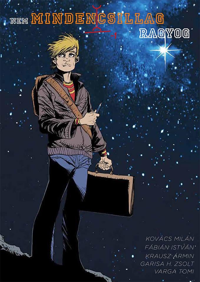 AllStar, a bennünk élő szuperhős