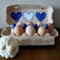 Tojásfestés helyett tojásTARTÓfestés - egyszerű, látványos és Húsvét után is megmarad