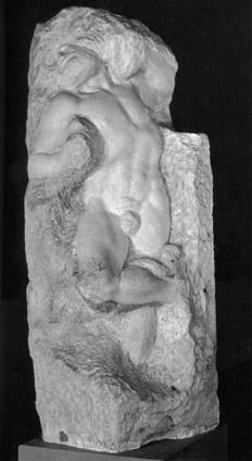 Michelangelo: Ébredő rabszolga
