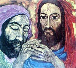 Péli_Tamás_Jézus és Tamás.jpg