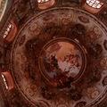 A San Vitale székesegyház kupolája belülről