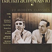 ``TXT`` The Songs Of Bacharach & David. Section Water Arctic Serie Nuestros Company