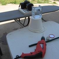 árvíztűrő tükörfúrógép, IRL