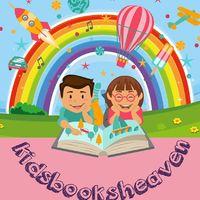 Kidsbooksheaven, az igazi könyves paradicsom