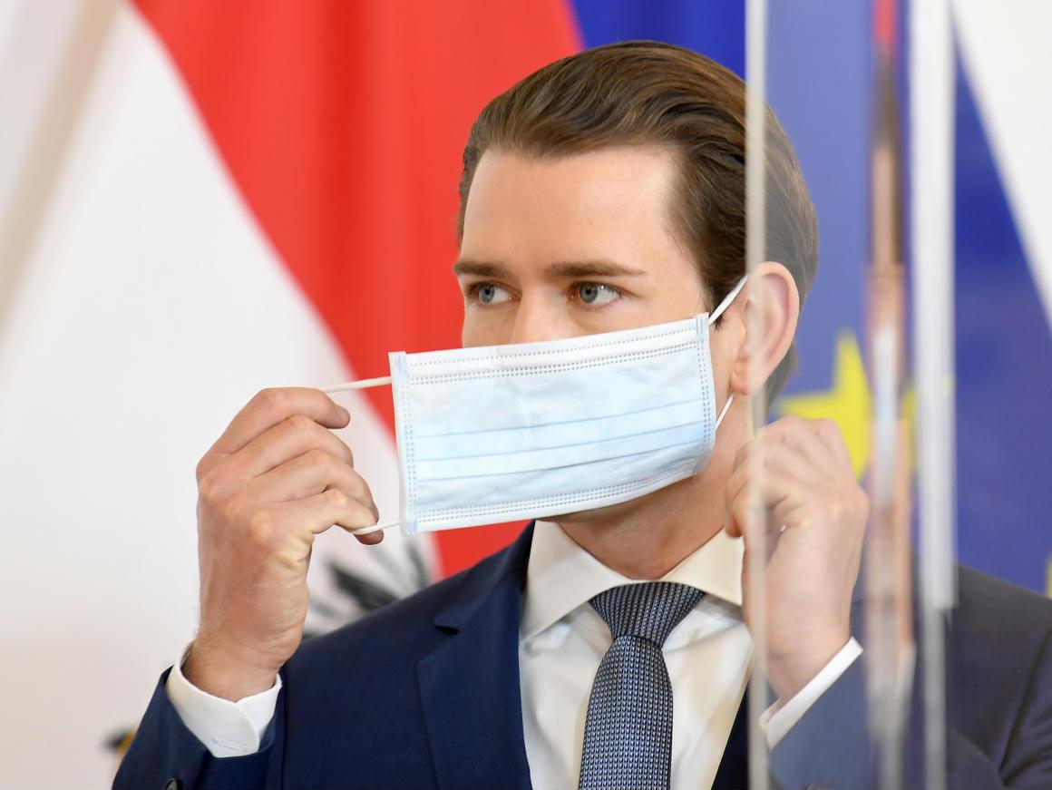 Tömegtesztelés Ausztriában, de csak önkéntesen!