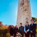 A Fúzió Hallgatói Közösség október 23-i megemlékezése