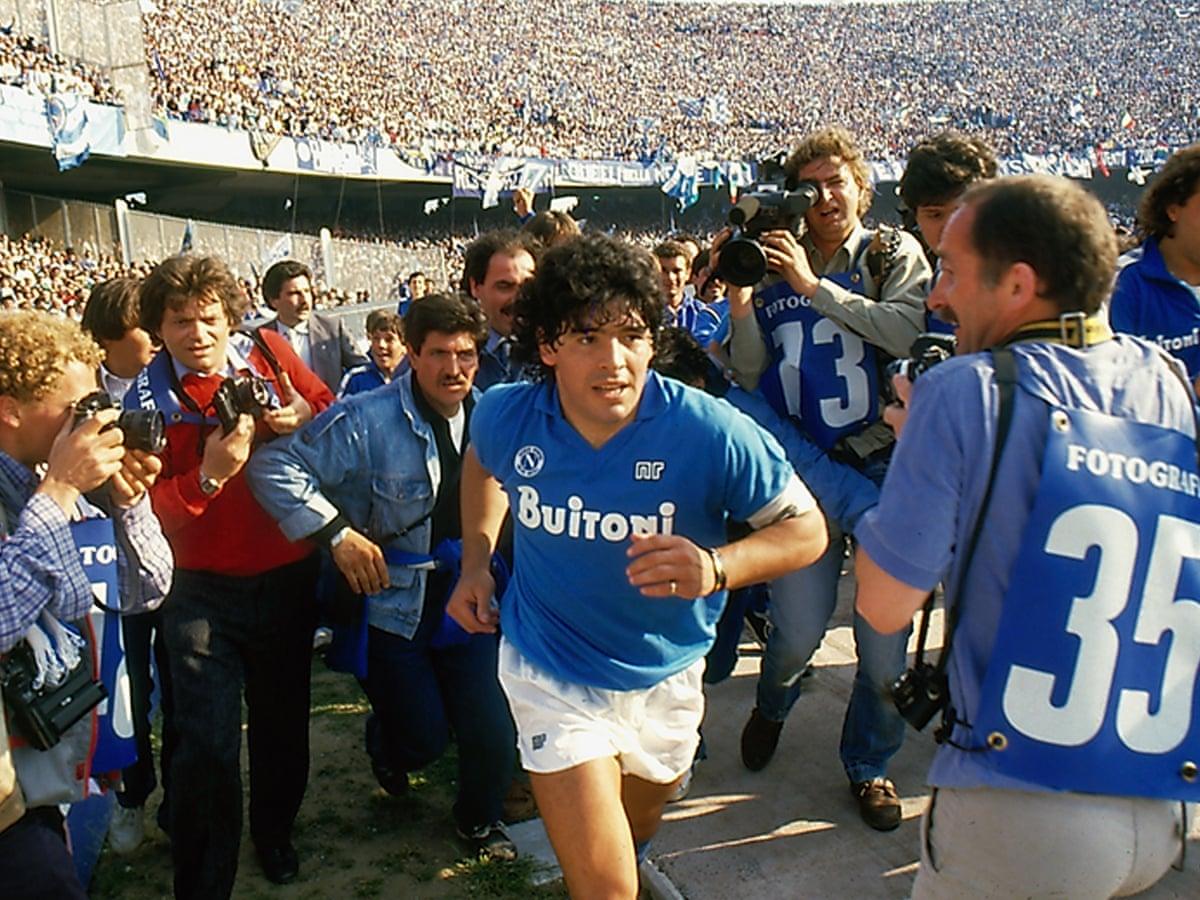 Nápolynak semmije nem volt, csak Maradona!
