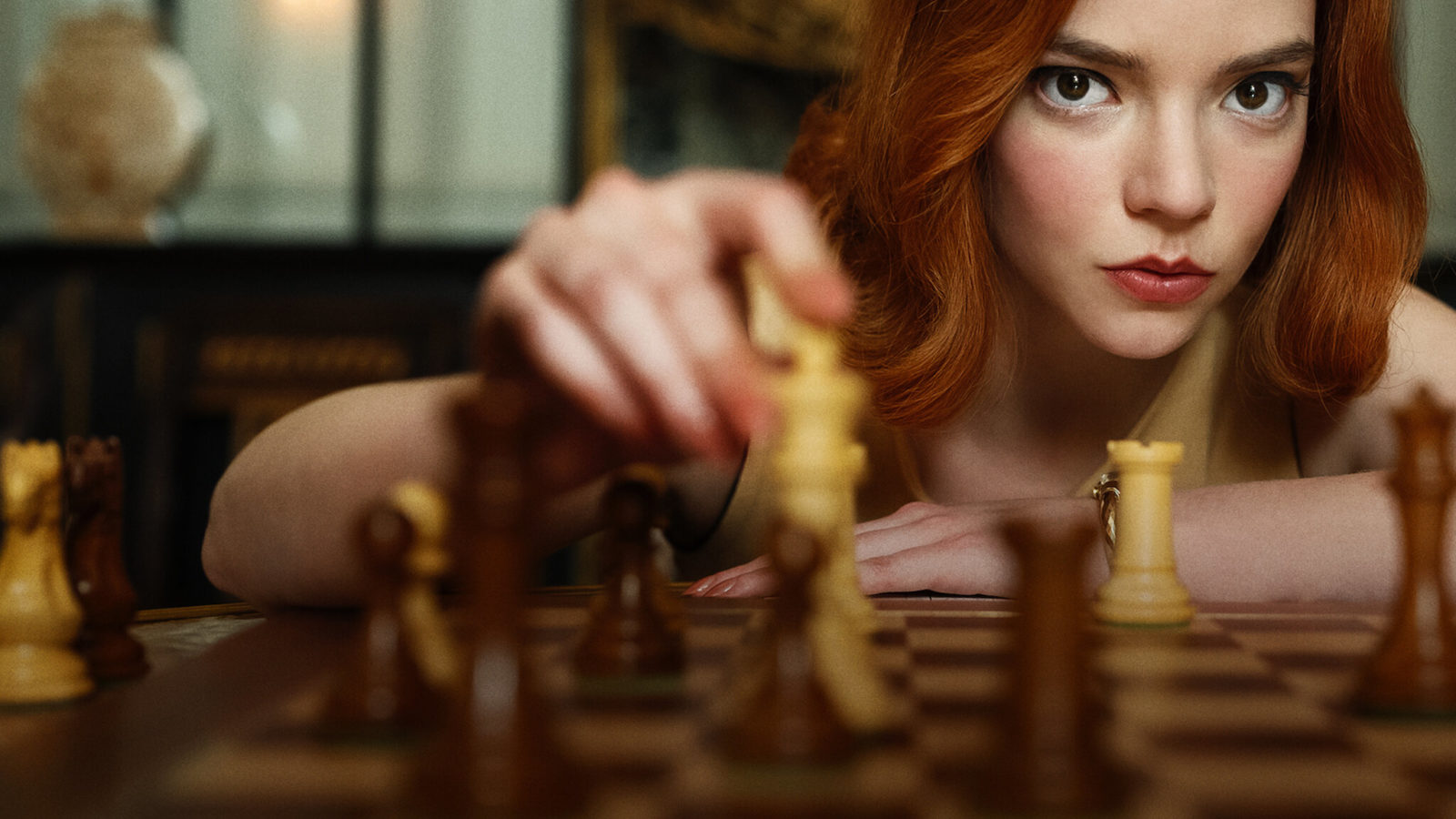 The Queen's Gambit, avagy ne nézzük hülyének a lányainkat