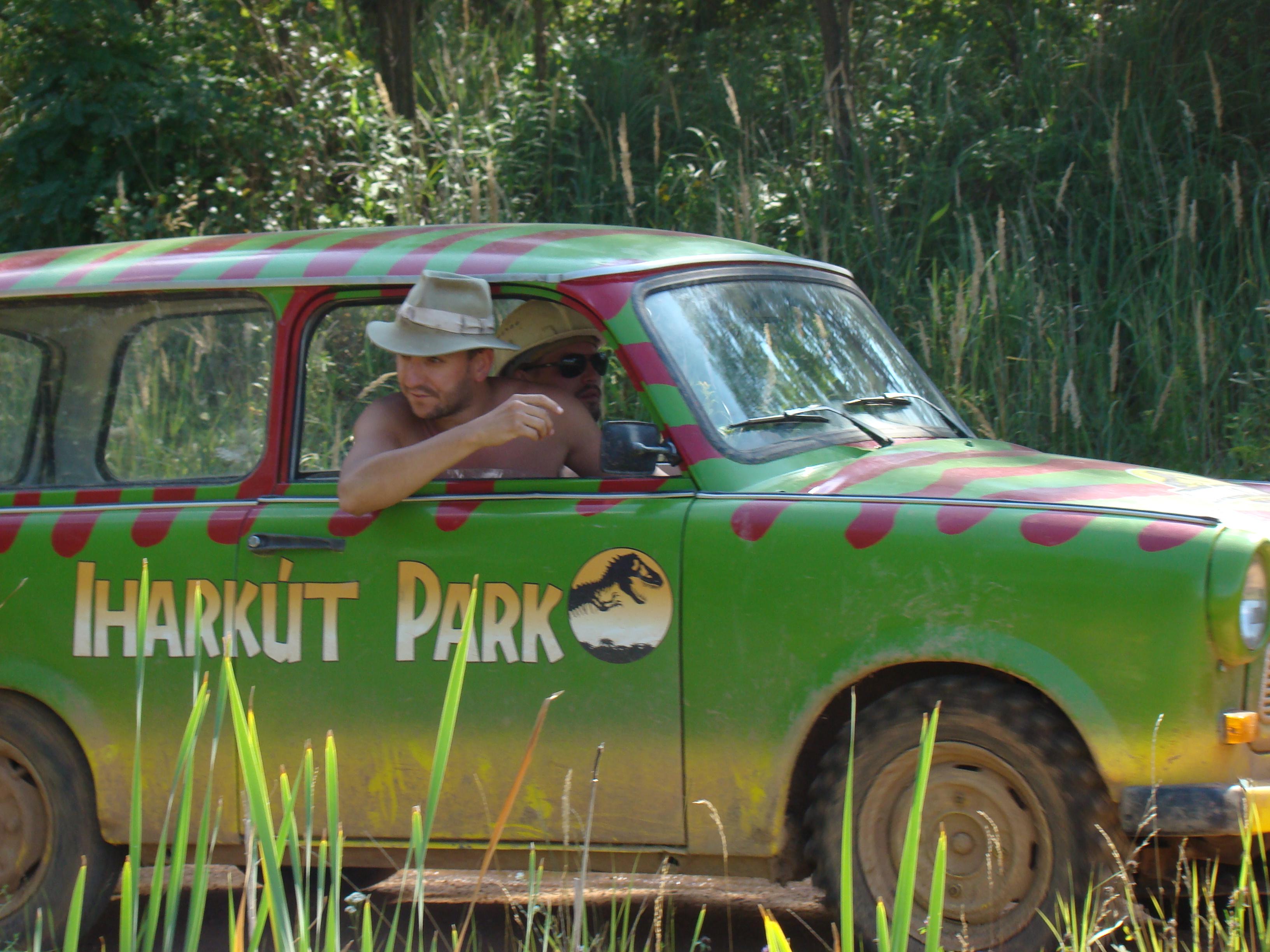 A magyar Jurassic Park
