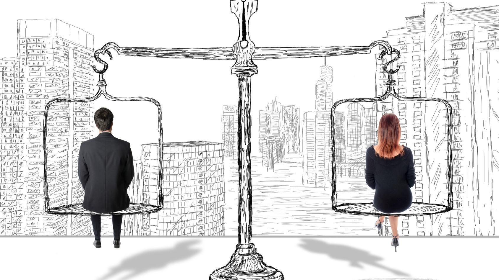 Megtaláltam a bűnöst a nők alacsony fizetéséért