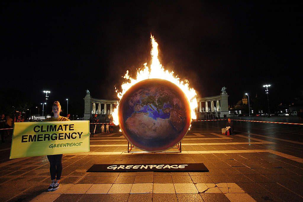 Klímaszkander: politikai vagy tudományos kérdés a klímaváltozás?