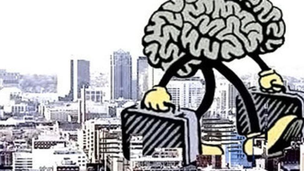 Az agy- és munkaerőszipka