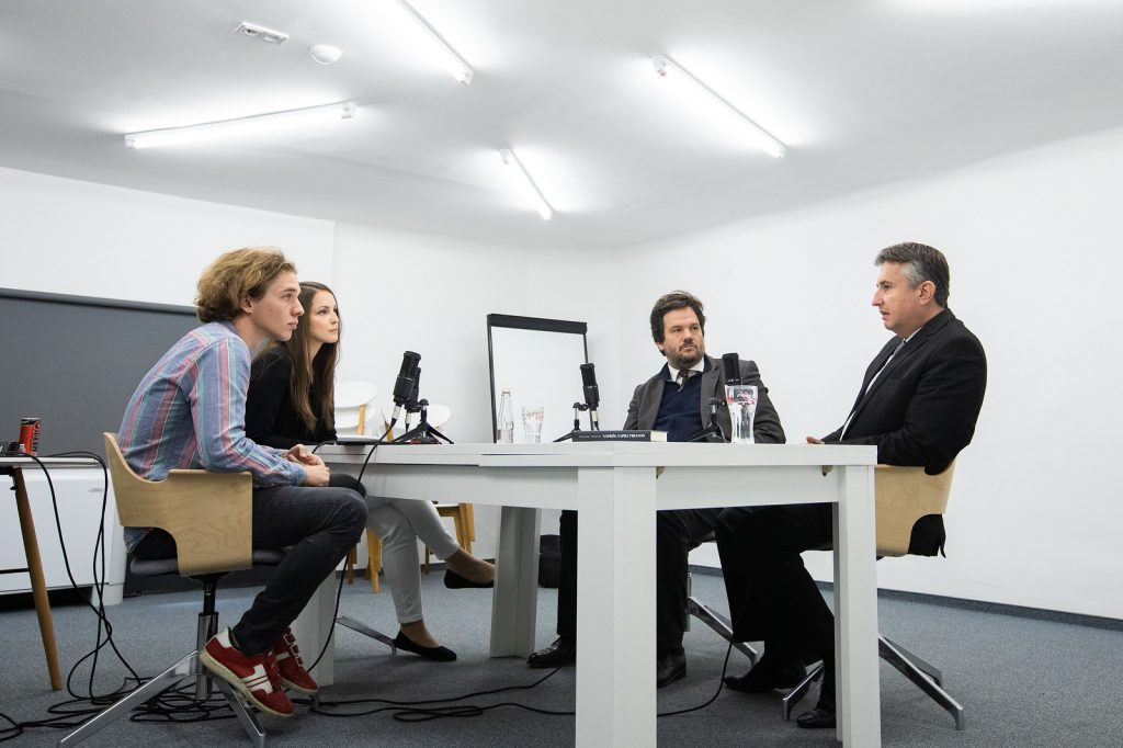 Reaktor Podcast Ablonczy Balázzsal és Demkó Attilával