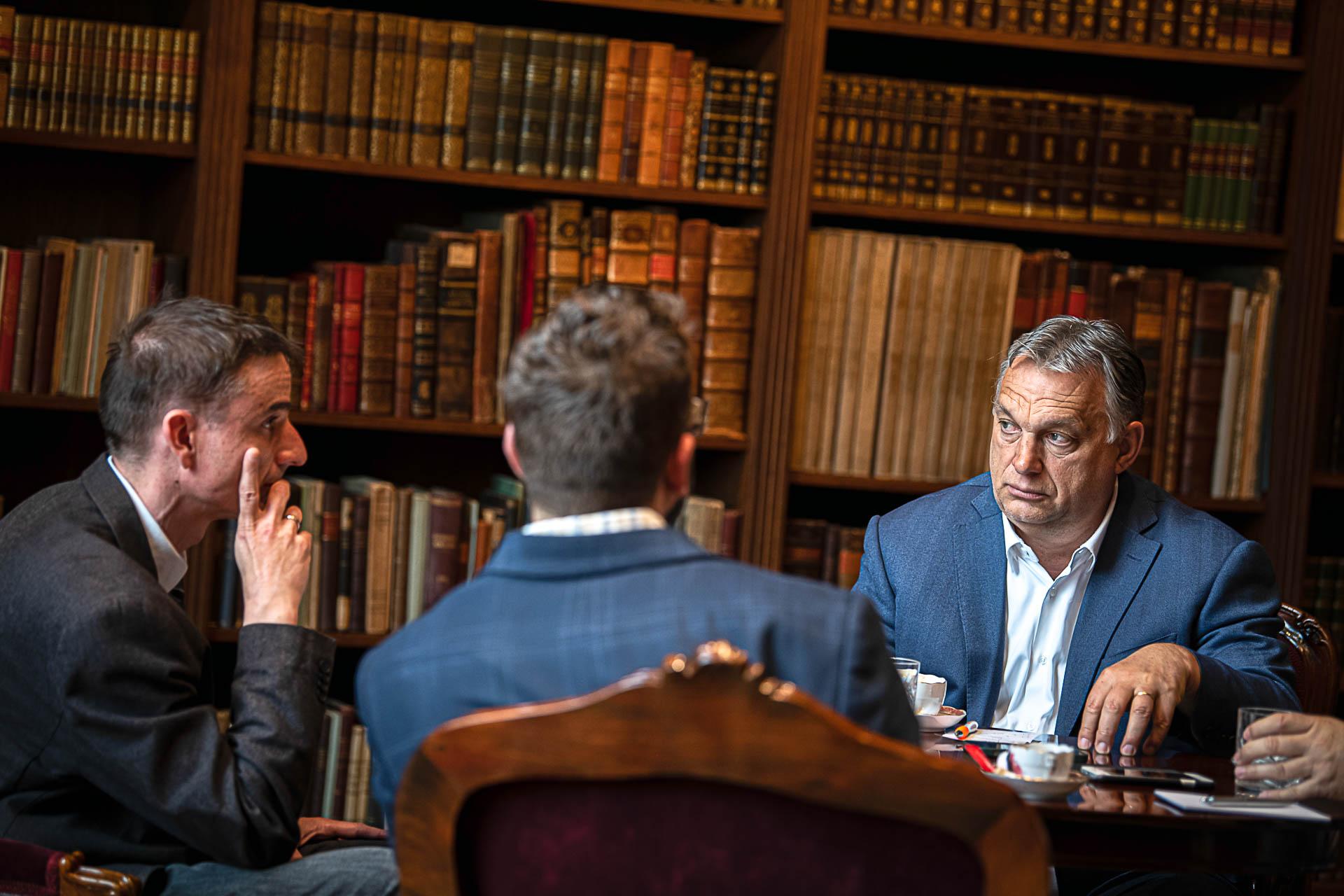 Egy Orbán-interjú Szlovákiában és a következményei