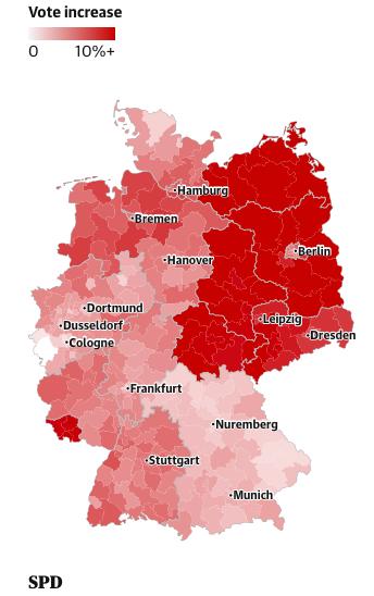 Németország választ! LIVE