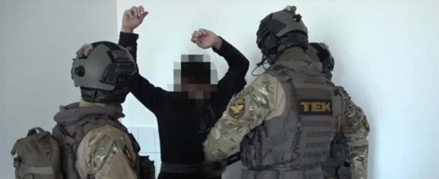 Terroristát fogtak Magyarországon