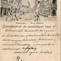 Sörjelentés - Stoličný Bělehrad