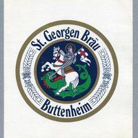 Szűretlen harmat - St. Georgen Bräu Keller Bier