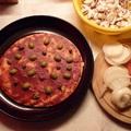 Tonhalas pizza (Odri módra)