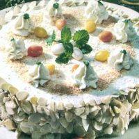 Húsvéti torta sütés nélkül