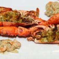 Sajttal grillezett homár (Vacsoracsata)