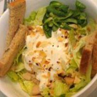 Asszonyfogó Cézár saláta (Janicsák István, Vacsoracsata)