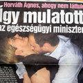 Horváth Ágnes nem mond le