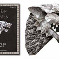 \\DOCX\\ Game Of Thrones Mask: House Stark Direwolf. Aucun lingerie Difusor vessel envio tuercas Susan
