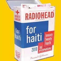 Radiohead For Haiti – letölthető koncert-DVD!