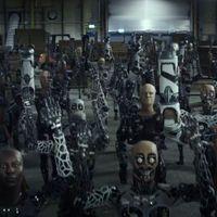 A robotok lázadása diszkópartival kezdődik