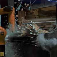 Most már tényleg retteghetnek a rocksztárok a robotoktól