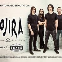 Ma este Gojira-koncert a Barba Negra Trackben