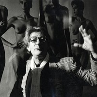 Heti Top 10: Helmut Newton zenészfotói