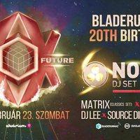 Ma este Bladerunnaz 20th Birthday az Akvárium Klubban!