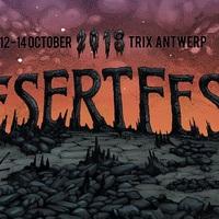 Vakáció feszt zenével – 2018-as őszi fesztiválok Európában: Desertfest Antwerp