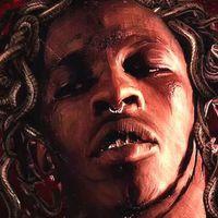 Élő kígyót tukmált egy rapper a zenekritikusokra