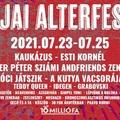 Szakadj ki a nagyvárosból: szabadstranddal és alternatív zenekarokkal vár a Bajai AlterFeszt!