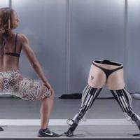 Twerkölő robot menti meg az emberiséget a tánc eltűnésétől